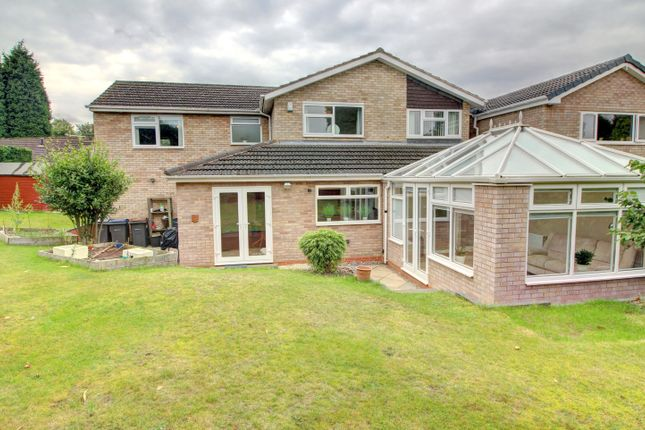 5 bed detached house for sale in Highcroft Drive, Four Oaks, Sutton Coldfield B74