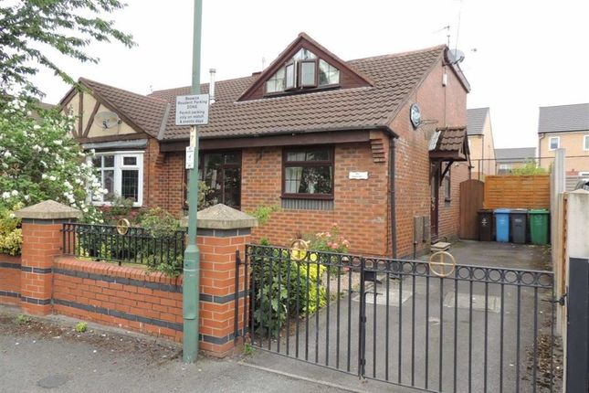 Thumbnail Semi-detached house for sale in Hartwell Close, Beswick, Manchester