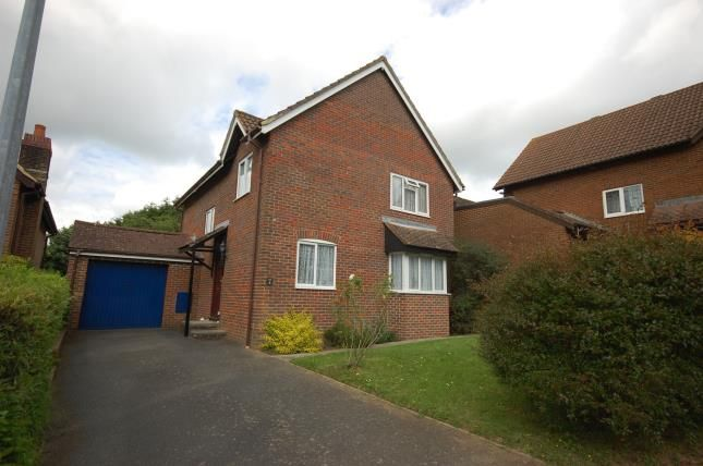 Thumbnail Detached house for sale in Wares Field, Ridgewood, Uckfield, East Sussex