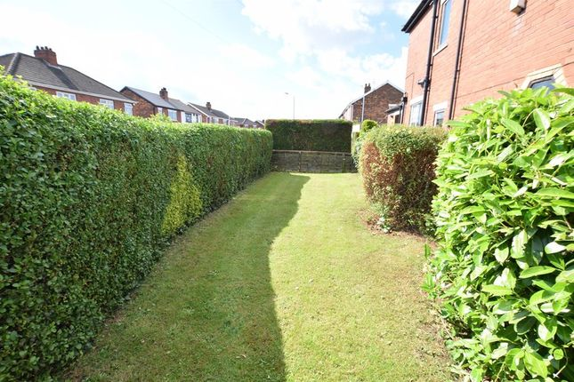 Garden of Priory Lane, Scunthorpe DN17