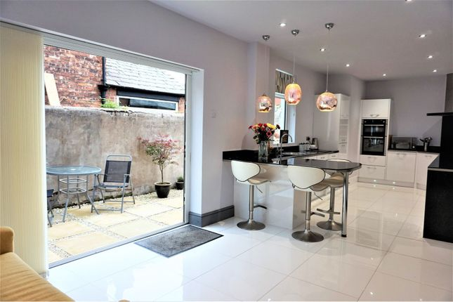 Thumbnail Town house for sale in Abbey Road, Barrow-In-Furness