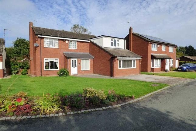Thumbnail Detached house for sale in Grangebrook Drive, Winsford, Cheshire