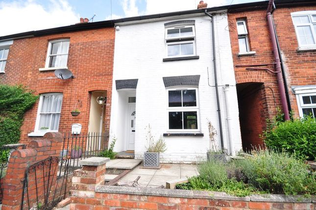 Thumbnail Terraced house to rent in Lower Brook Street, Basingstoke