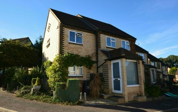 Thumbnail Detached house to rent in Raisins Field Close, Ecton Brook, Northampton