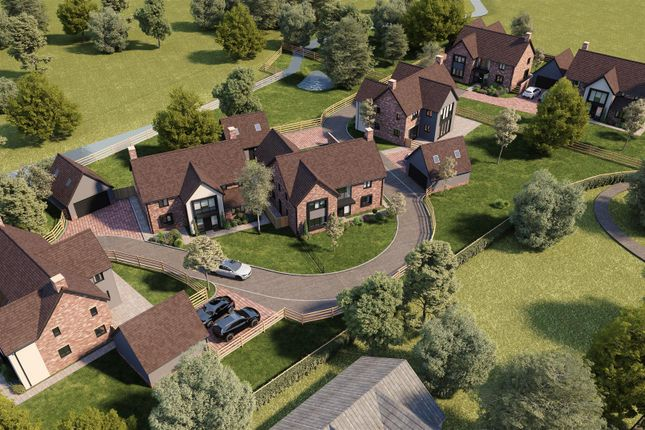 Thumbnail Detached house for sale in Bowbrook, Shrewsbury