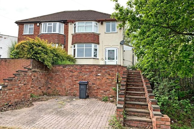 Thumbnail Property to rent in Foden Road, Great Barr, Birmingham