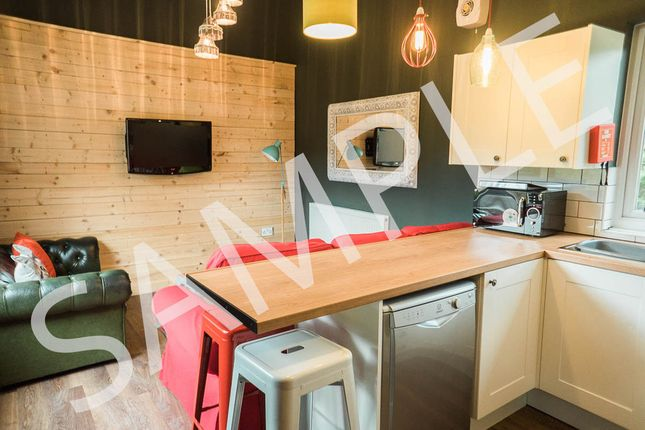 Thumbnail Flat to rent in Norfolk Park Road, Sheffield