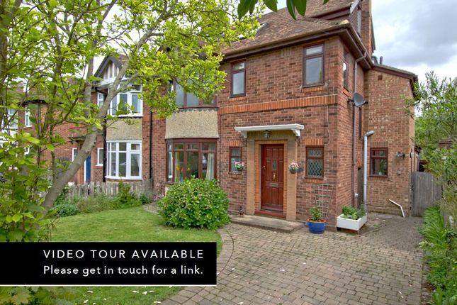 Thumbnail Semi-detached house for sale in Thornton Road, Girton, Cambridge