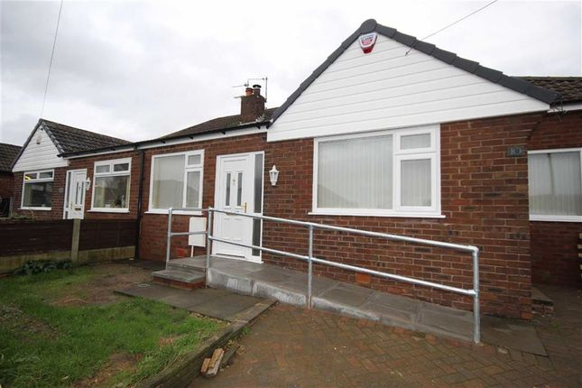 Thumbnail Semi-detached bungalow to rent in Hyde Drive, Walkden, Manchester