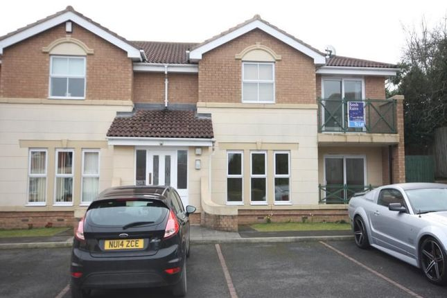 Thumbnail Flat to rent in Finchlay Court, Brookfield, Middlesbrough