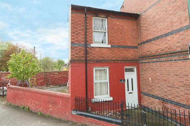Thumbnail End terrace house for sale in Ransom Road, Nottingham