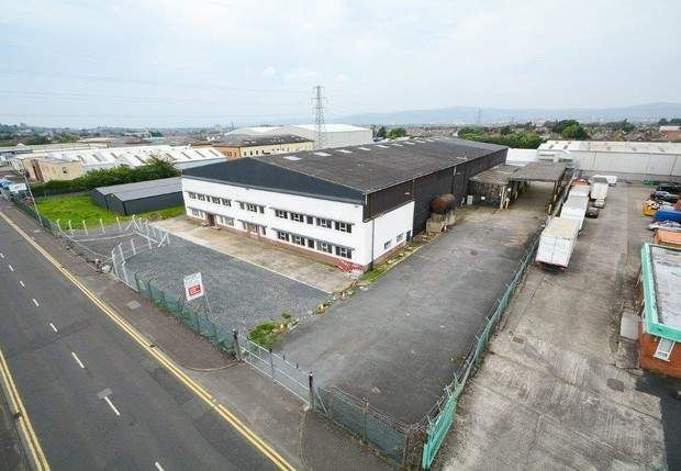 Thumbnail Warehouse for sale in Prince Regent Road, Castlereagh, Belfast, County Antrim