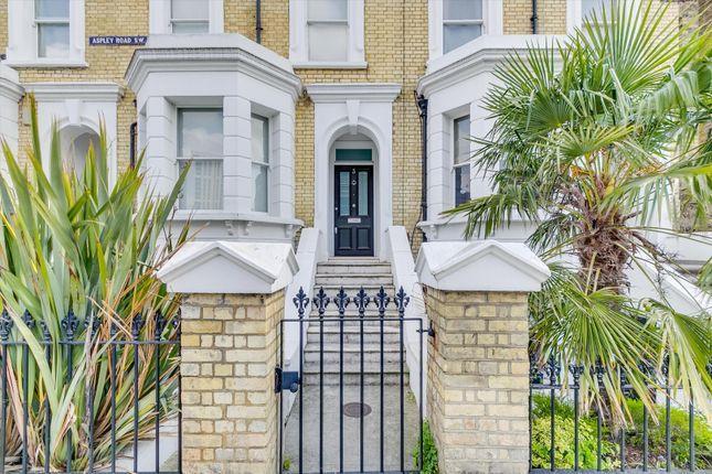 5 bed terraced house for sale in Aspley Road, London SW18