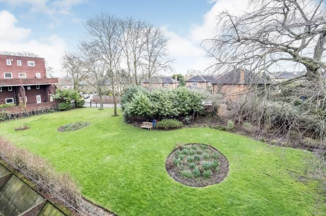 Communal Gardens of Tamar Square, Woodford Green IG8