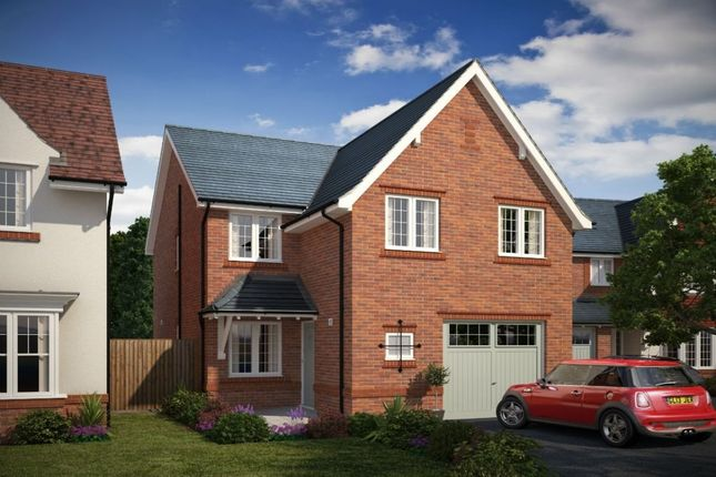 Thumbnail Detached house for sale in Mosley Common Road, Tyldesley, Manchester