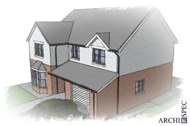 Thumbnail Detached house for sale in Y Padogau, Ffosyffin, Aberaeron