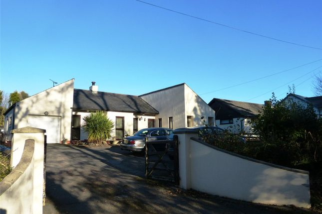 Thumbnail Detached bungalow for sale in Tigbhan, Llanteg, Narberth, Pembrokeshire