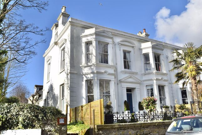 Thumbnail Flat for sale in Cambridge Place, Falmouth
