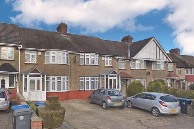 3 bed terraced house for sale in Chippenham Avenue, Wembley HA9