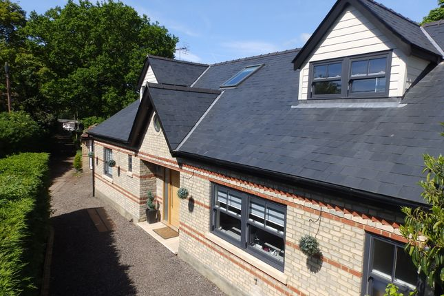Thumbnail Detached house for sale in Strayfield Road, Enfield