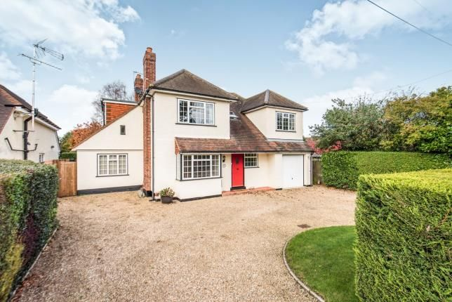 Thumbnail Detached house for sale in Westfield, Woking, Surrey