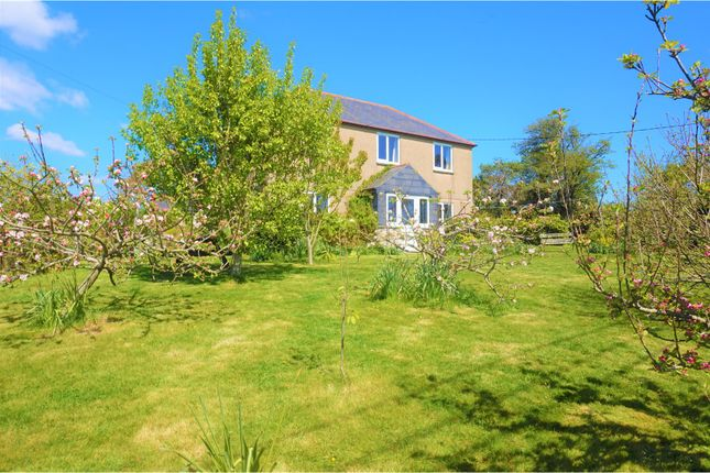 Thumbnail Detached house for sale in Leedstown, Hayle