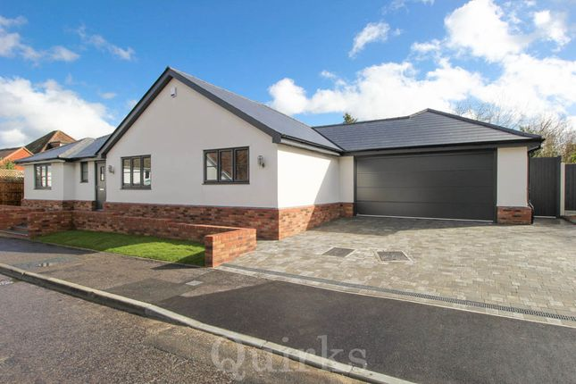 Thumbnail Detached bungalow for sale in Pleasant Drive, Billericay