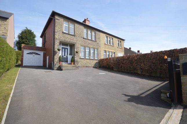 3 bed semi-detached house for sale in Wakefield Road, Lepton, Huddersfield