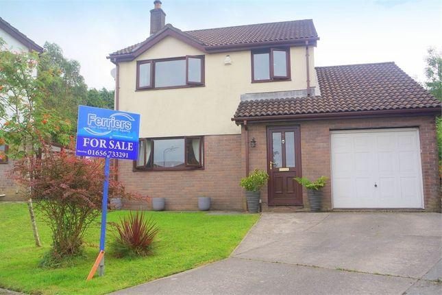 Thumbnail Detached house for sale in Yr-Ysfa, Maesteg, Mid Glamorgan