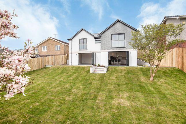 Thumbnail Detached house for sale in Woodgate Road, Liskeard