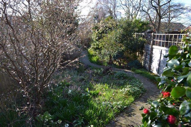 Rear Garden of Lavender Hill, Tonbridge TN9