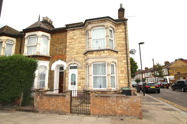 Thumbnail End terrace house for sale in Hertford Road, Edmonton