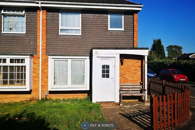 3 bed semi-detached house to rent in Japonica Close, Woking GU21