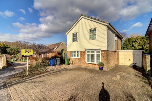 Thumbnail Detached house for sale in Narrow Lane, Downley, High Wycombe, Buckinghamshire