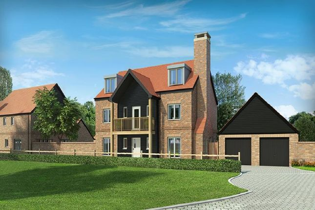 "Thumbnail Detached house for sale in ""The Alfred"" at Andover Road North, Winchester"