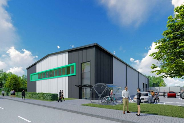 Thumbnail Light industrial to let in Jade Business Park A19, Murton