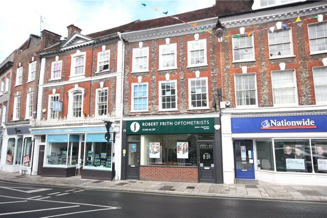 Thumbnail Commercial property to let in 3 & 3A Market Place, Blandford Forum, Dorset