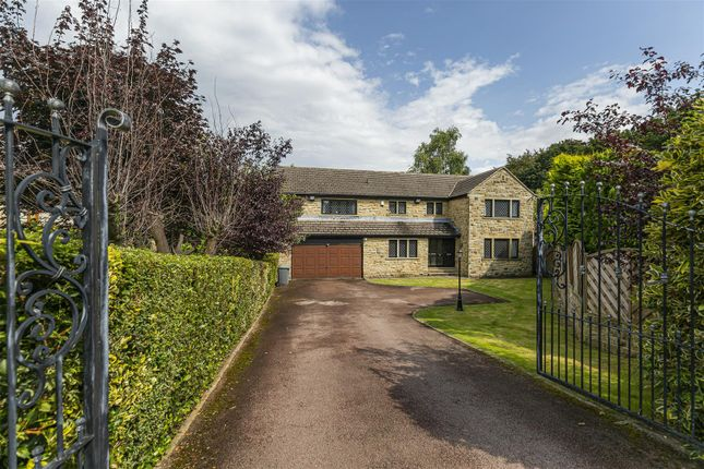 Thumbnail Detached house for sale in Norwood Park, Birkby, Huddersfield