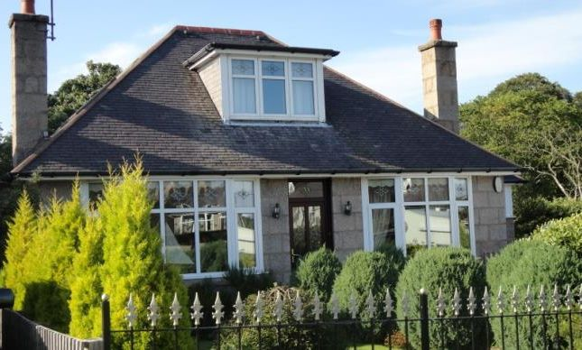 Thumbnail Detached house to rent in Seafield Crescent, Aberdeen