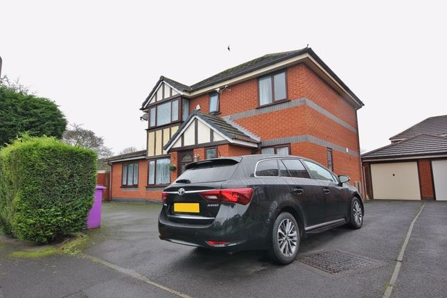 Thumbnail Detached house for sale in Canterbury Park, Allerton, Liverpool