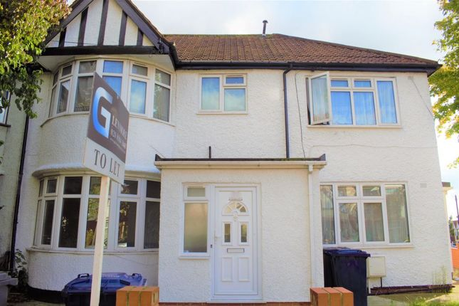 Thumbnail Flat to rent in 203A, Sudbury Heights Avenue, London