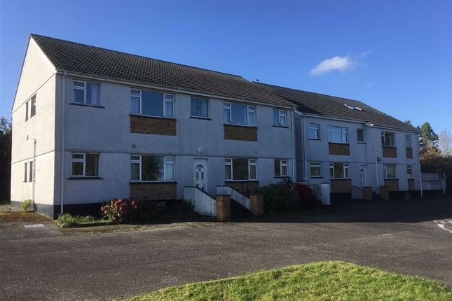 Thumbnail Commercial property for sale in Apartments And Possible Development Land, Trencreek Road, Newquay