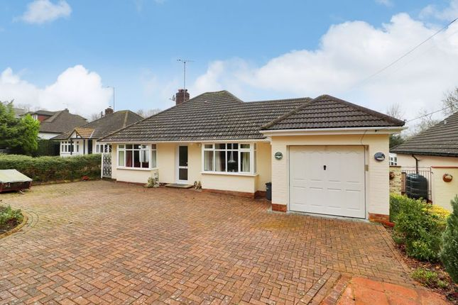 Thumbnail Detached bungalow for sale in Uckfield Lane, Hever, Edenbridge