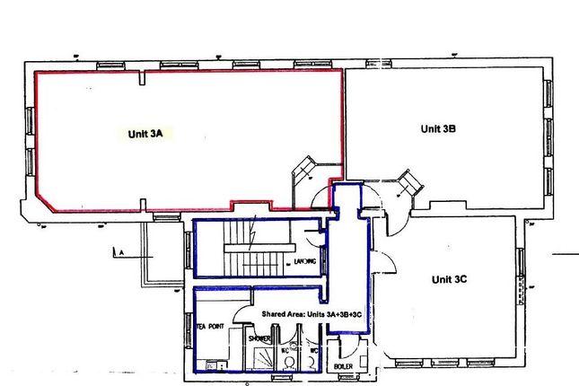 3A Plan of Church Street, Lyme Regis DT7