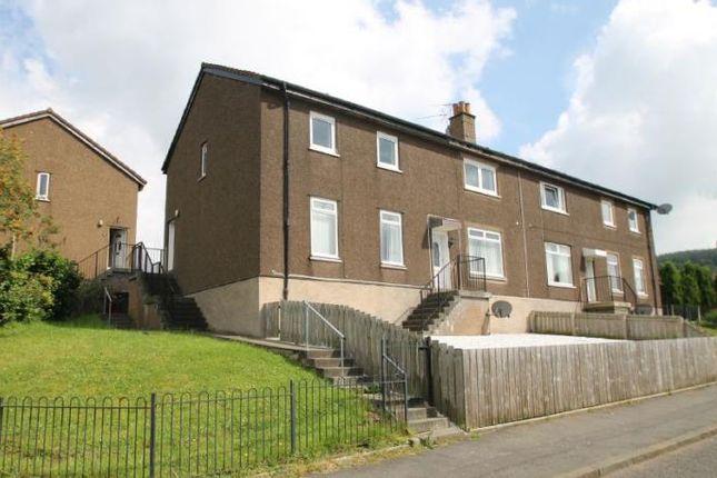 Thumbnail Flat to rent in Springhill Street, Douglas, Lanark