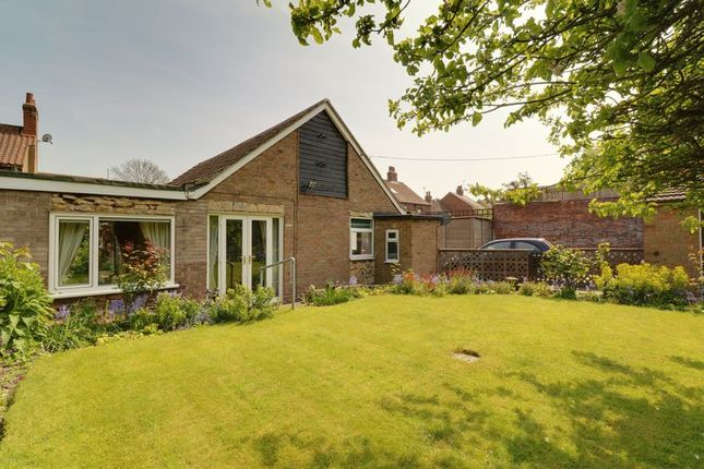 Thumbnail Detached bungalow for sale in Finkle Lane, Barton-Upon-Humber