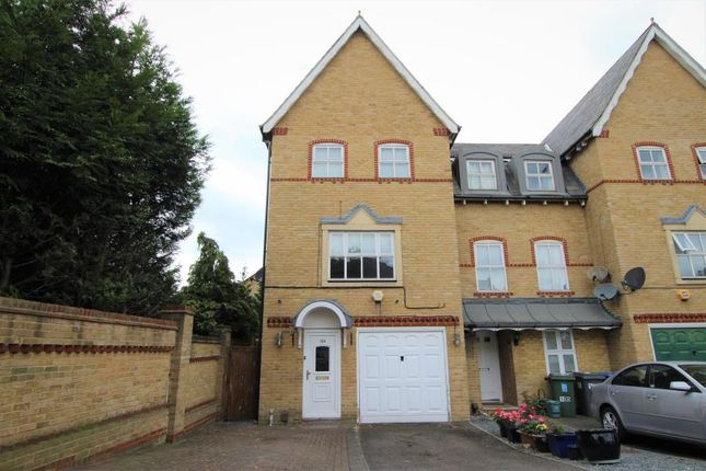 Thumbnail Town house for sale in Chamberlayne Avenue, Preston Road Area