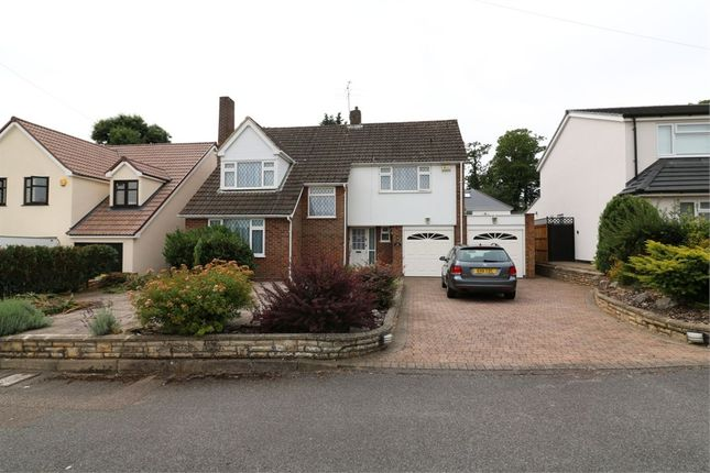 Thumbnail Detached house for sale in Woodstock Road, Broxbourne, Hertfordshire