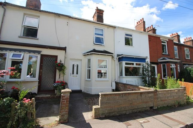 Terraced house for sale in Oulton Road North, Lowestoft