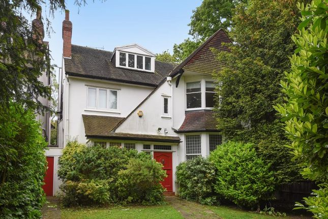 Thumbnail Detached house for sale in The Drive, Fordington Road, Highgate, London